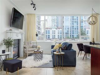 Apartment for sale in Yaletown, Vancouver, Vancouver West, 602 1280 Richards Street, 262450650   Realtylink.org