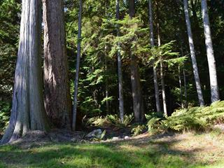 Lot for sale in Gambier Island, Sunshine Coast, Lot 70 West Bay Road, 262451218   Realtylink.org