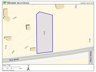 Lot for sale in Chilliwack E Young-Yale, Chilliwack, Chilliwack, 47227 Yale Road, 262412459 | Realtylink.org