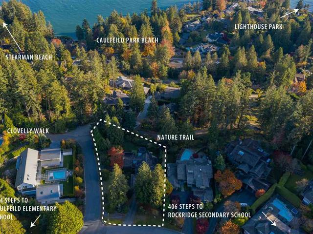 House for sale in Caulfeild, West Vancouver, West Vancouver, 4601 Caulfeild Drive, 262438203 | Realtylink.org