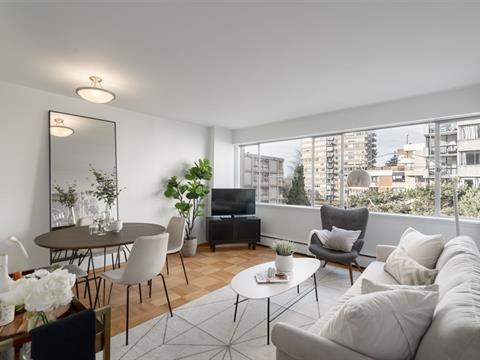 Apartment for sale in West End VW, Vancouver, Vancouver West, 403 1050 Chilco Street, 262450573 | Realtylink.org