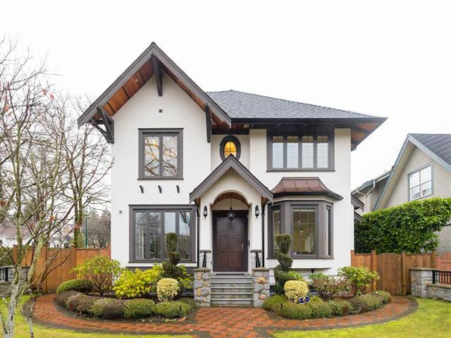 House for sale in Shaughnessy, Vancouver, Vancouver West, 4489 Osler Street, 262449020 | Realtylink.org