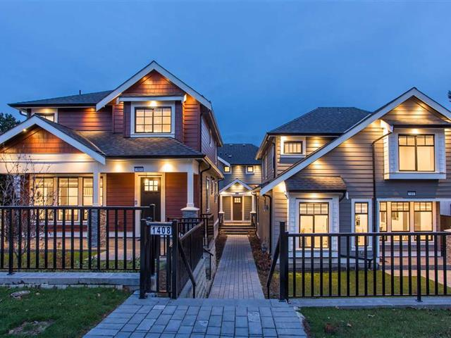 1/2 Duplex for sale in Central Coquitlam, Coquitlam, Coquitlam, 102 1408 Austin Avenue, 262450667 | Realtylink.org