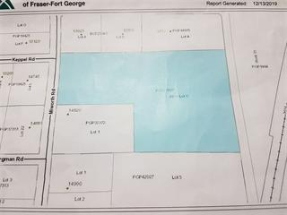 Lot for sale in Miworth, Prince George, PG Rural West, Lot C Miworth Road, 262451615 | Realtylink.org